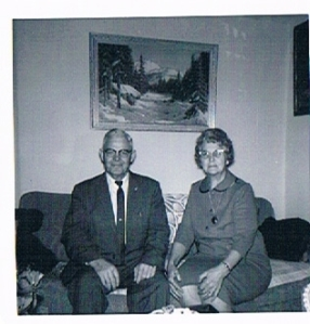 George and Lena Ritchie